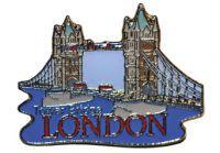 Tower Bridge pin badge