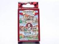 Stratford upon Avon playing cards