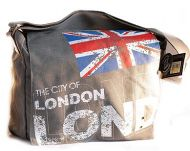 London messenger bag