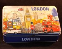 London biscuit tin