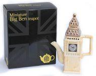 Big Ben novelty teapot