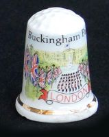 Buckingham Palace thimble