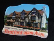 Shakespeares Birthplace magnet