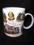 Stratford landmarks mug