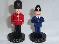 London novelty ornament