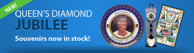 queen's diamond jubilee souvenirs